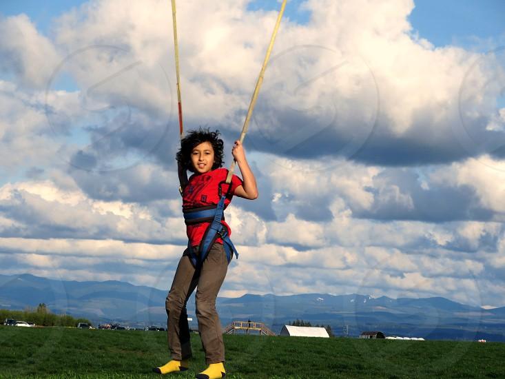 Swing fun photo