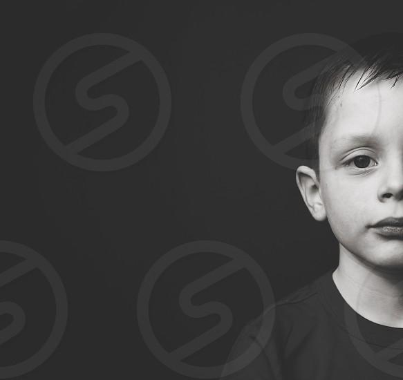 Portrait studio lighting artificial light photo