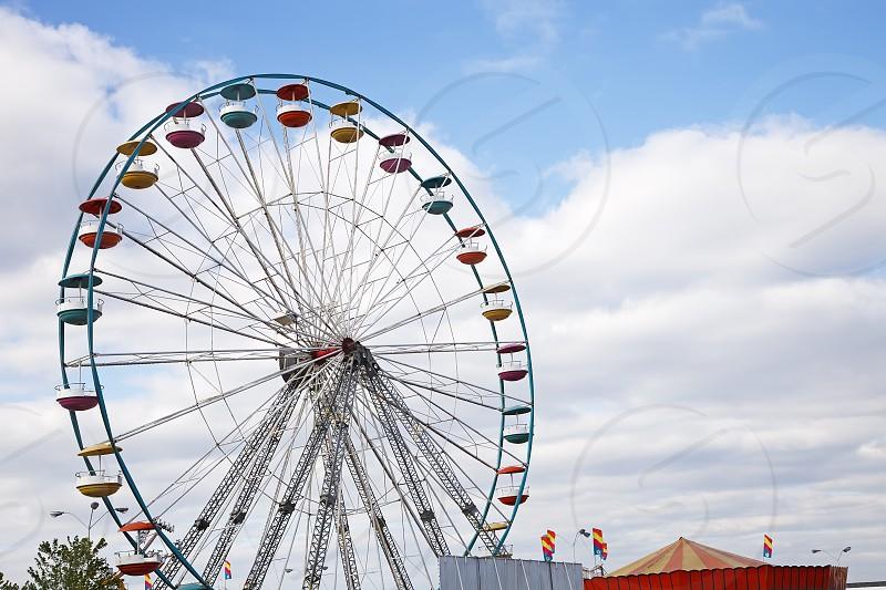 Carnival - Ferris Wheel photo