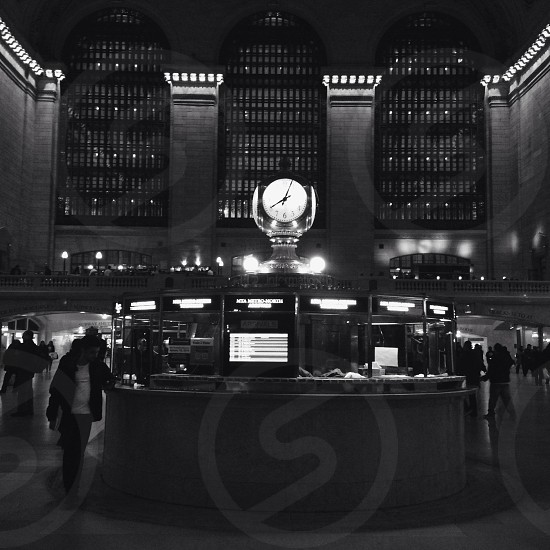 grand central terminal photo photo