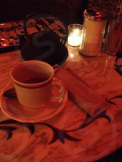 Tea is my coffee  photo