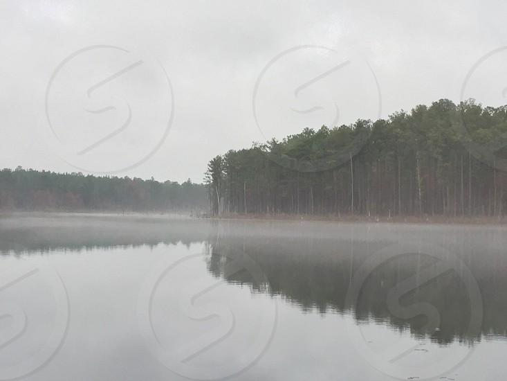 Texas Pond on Fort Bragg North Carolina  photo
