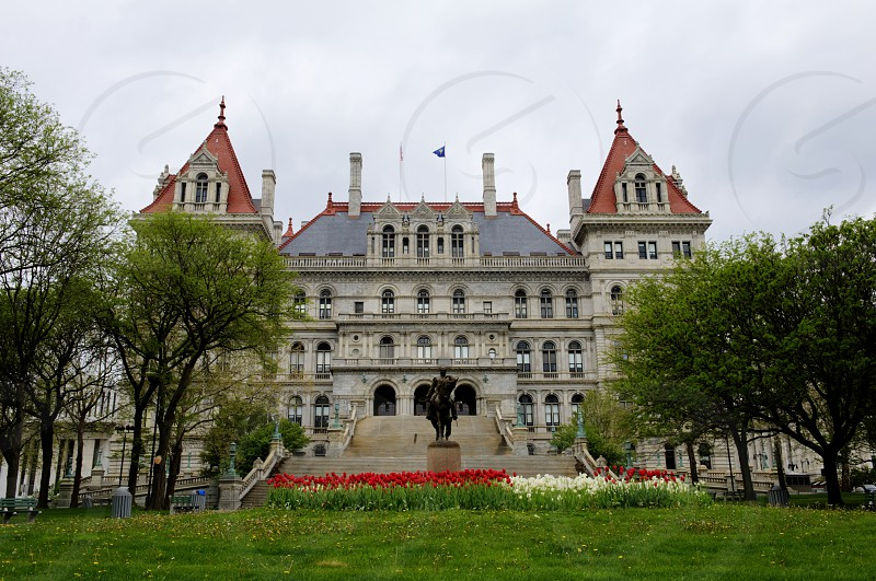 Building Architecture in Albany NY photo