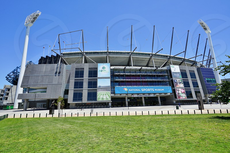 Melbourne Cricket Ground - Melbourne Australia photo