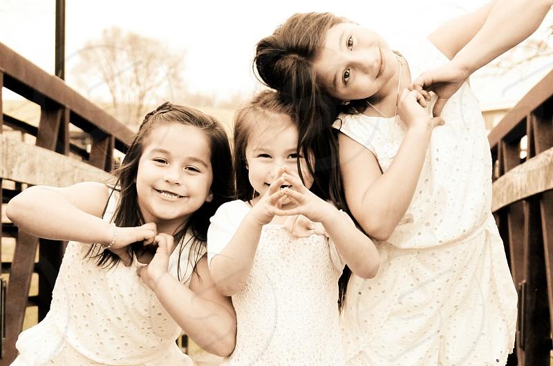 #kids #fun #family #sisters #love photo