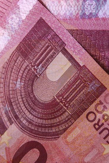 Money euro´s ten euro. European money. photo