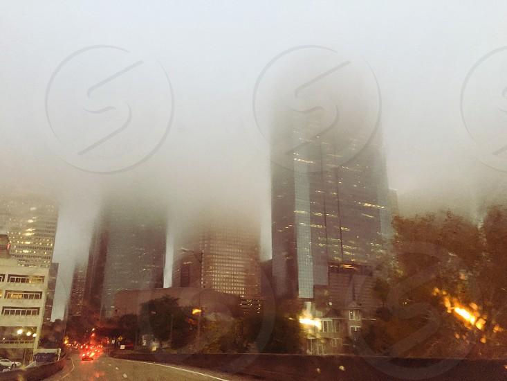 Downtown Houston photo