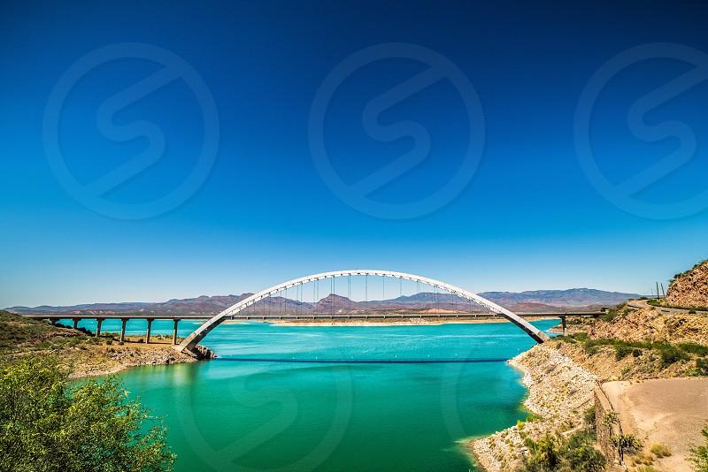 Roosevelt Lake in Arizona.   IG: @thesimmermon photo