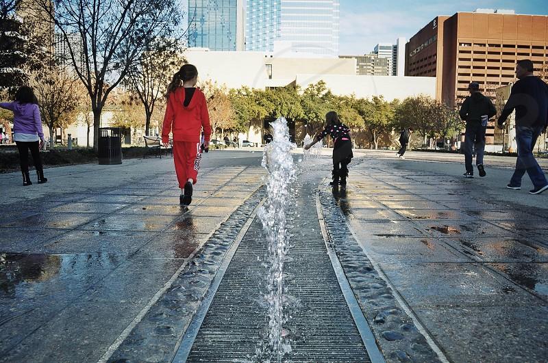 Plaza in Dallas photo