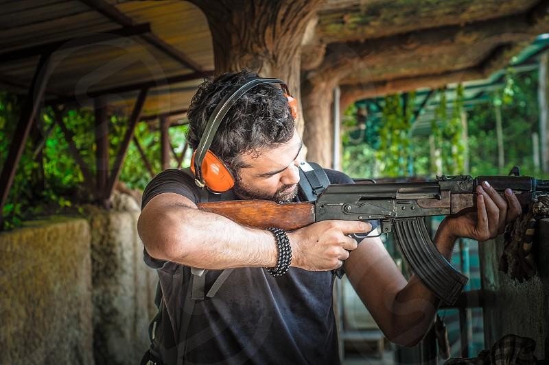 Shooting Range photo