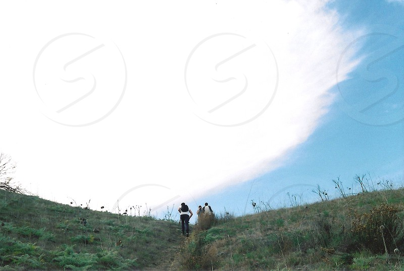 stratucumulus cloud view photo
