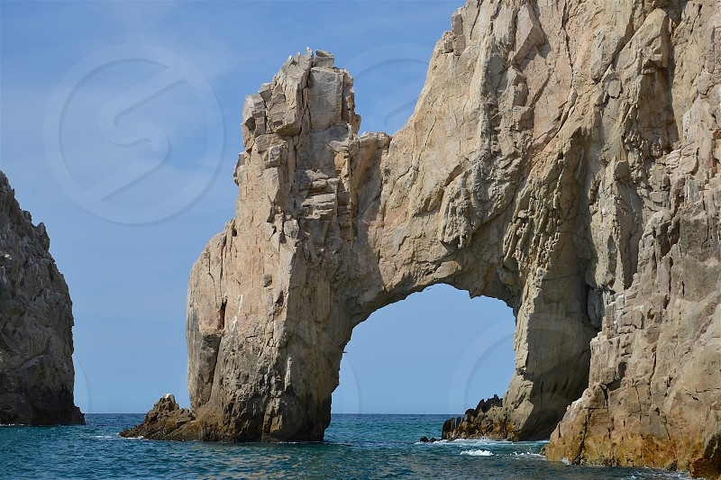 Arch of Cabo San Lucas - Cabo San Lucas Mexico photo