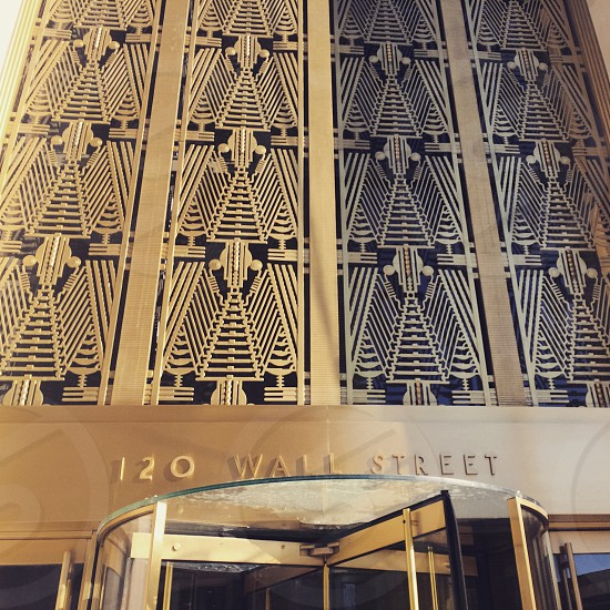 120 Wall Street building photo
