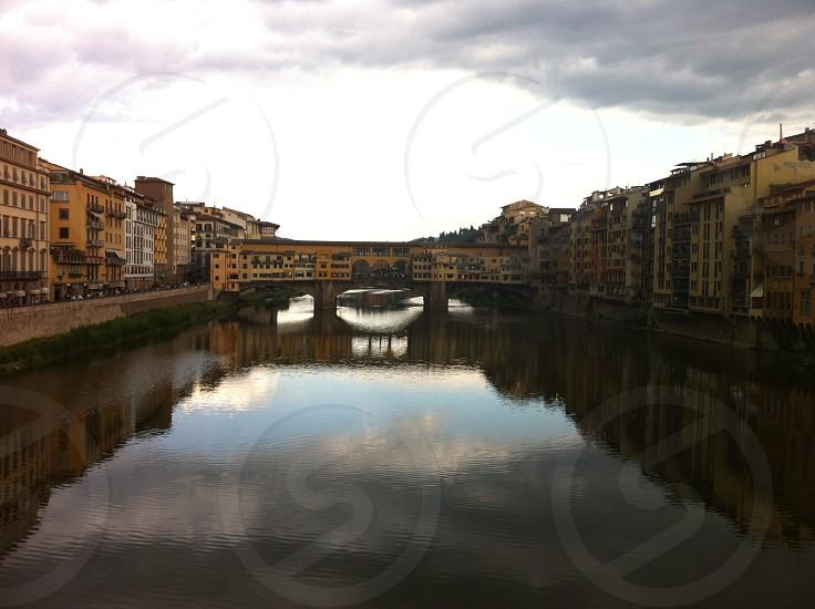 Ponte Vecchio - Florence Italy photo