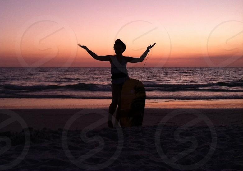 Clearwater beach Florida  photo