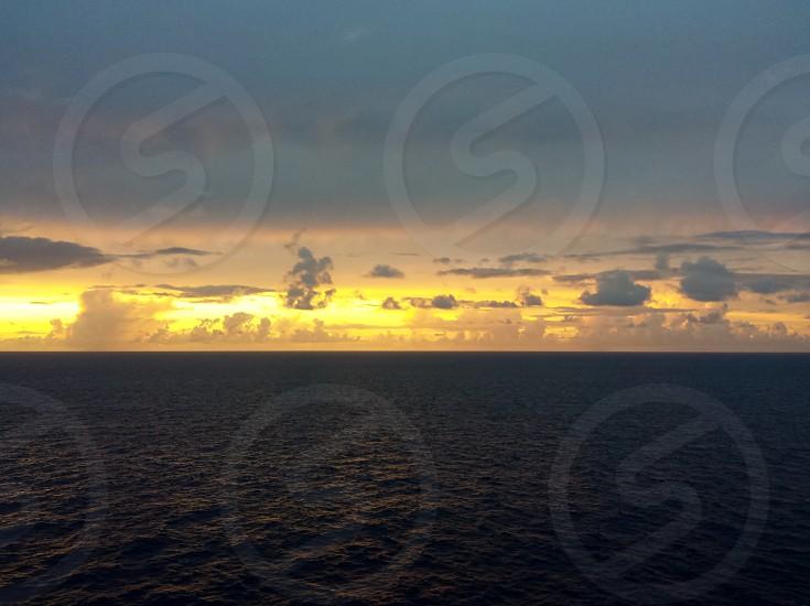 Caribbean Sunset photo