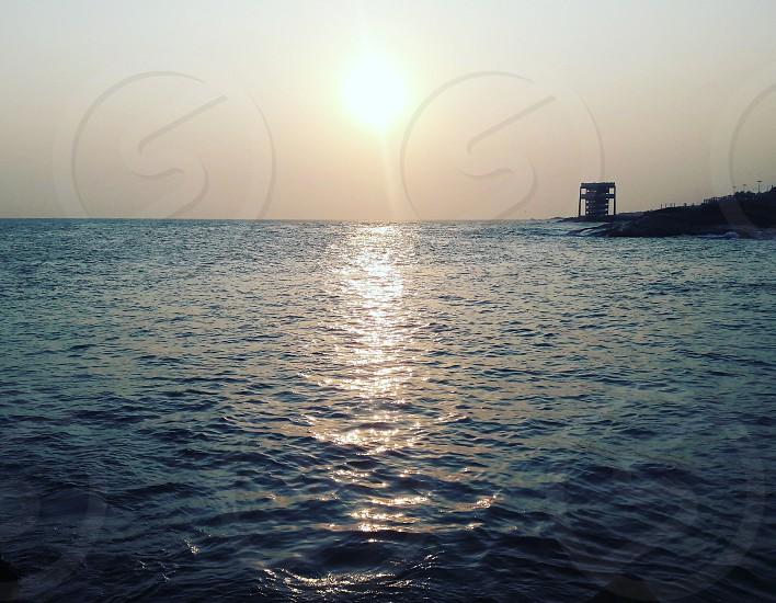 Kanyakumari Sunset photo