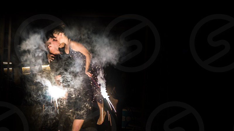 Sparks flying love  photo