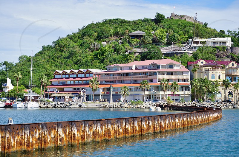 Marigot - Saint Martin photo