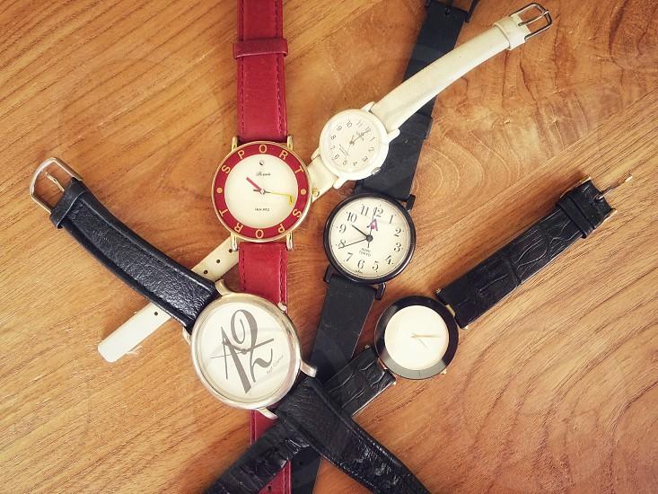 collectio watches                             photo