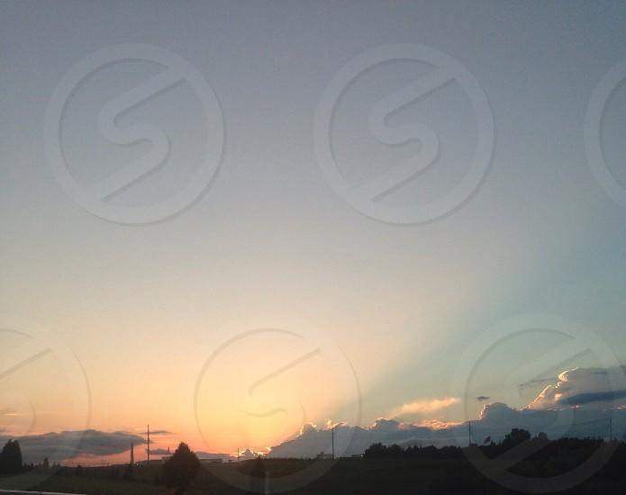 sunset okc photo