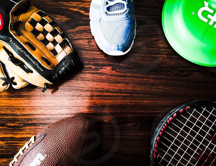 Sporting wood photo