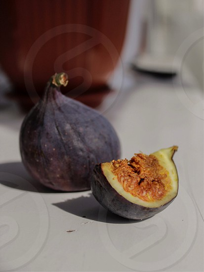 Still studio lifestyle food figs photo