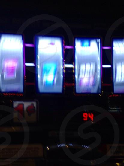 slot machine photo