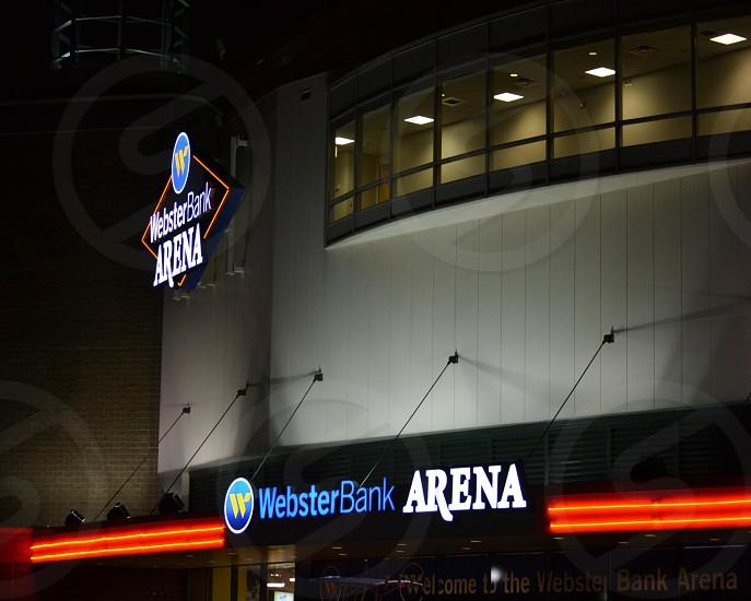 Webster Bank Arena Bridgeport CT photo