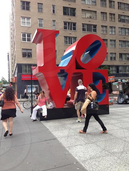 New York City - Love  photo