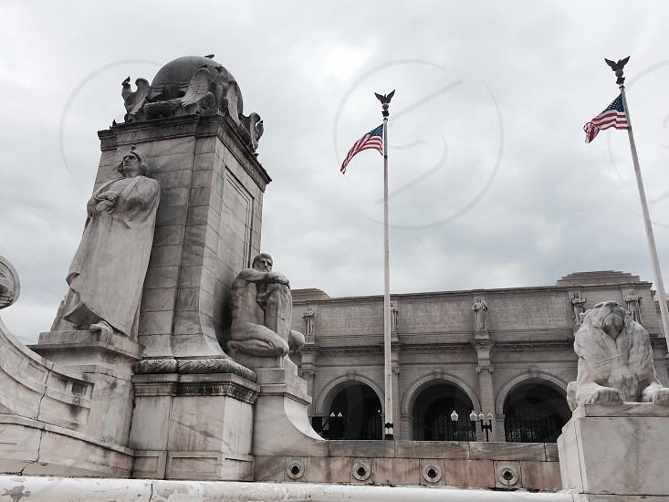 Union Station Washington DC photo