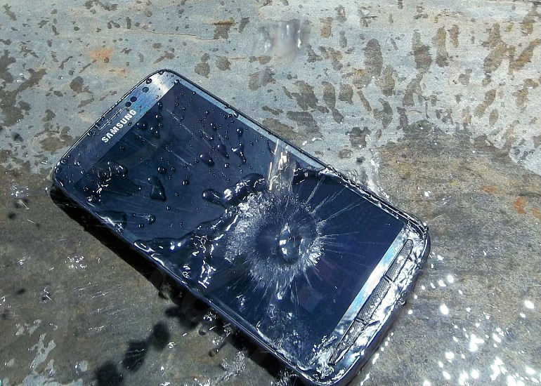 Samsung Galaxy S4 Active photo