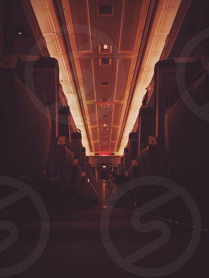 airplane walkway photo