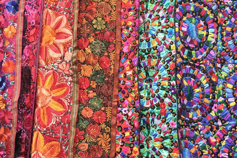 multicolored floral decor photo