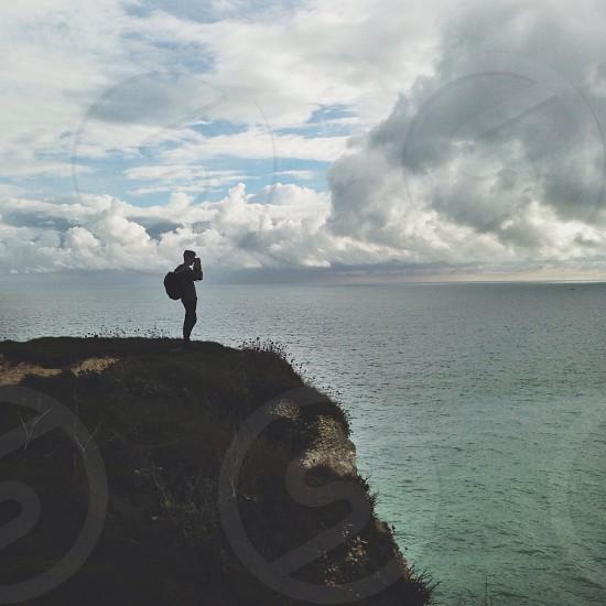Old Harry Rocks - Dorset England United Kingdom photo