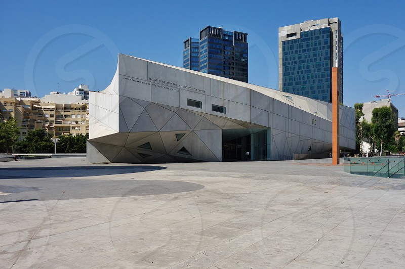 The Tel Aviv Museum of Art Israel photo