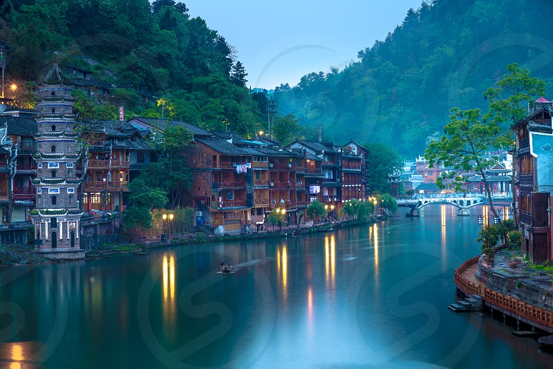 Fenghuang city photo
