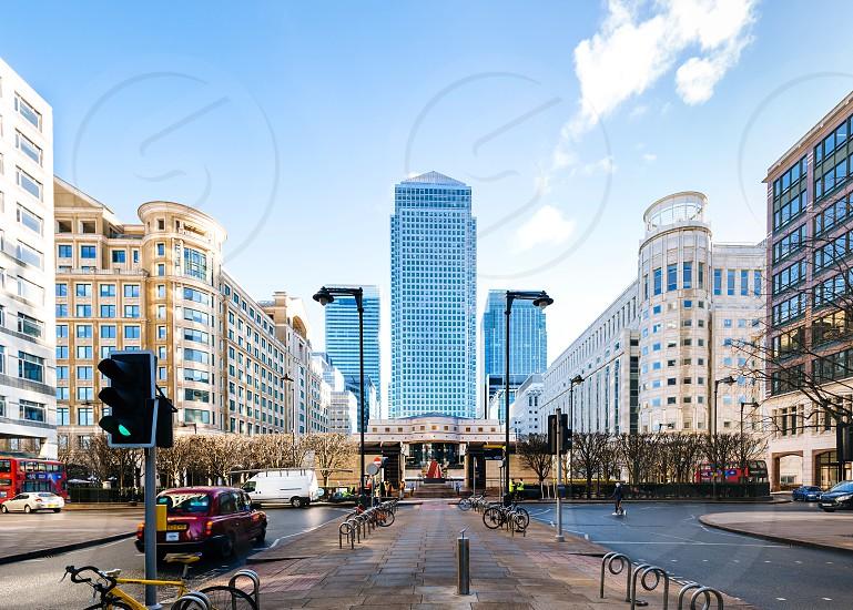 Corporate Finance - Canary WharfOne Canada Square  photo