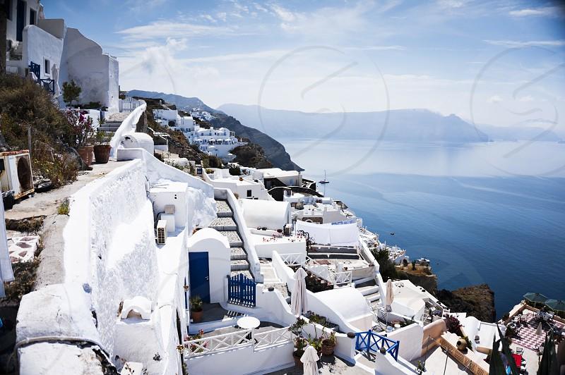 Oia Santorini Paradise on Earth photo