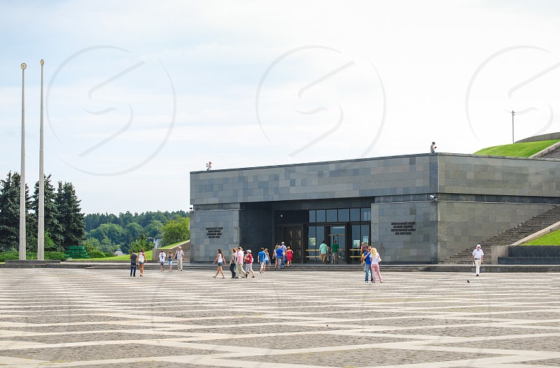 National Museum of the History of Ukraine in the Second World War in Kiev Ukraine photo