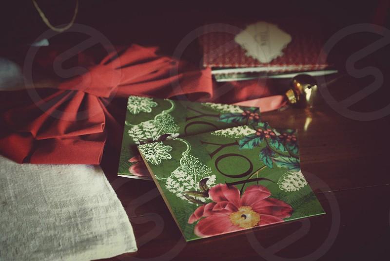 Holiday greetings  photo