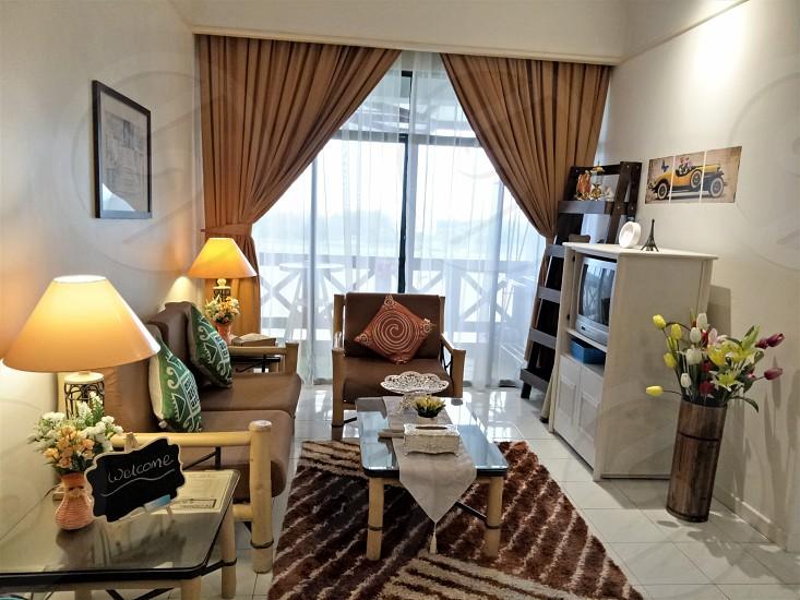 Condominium interior design photo
