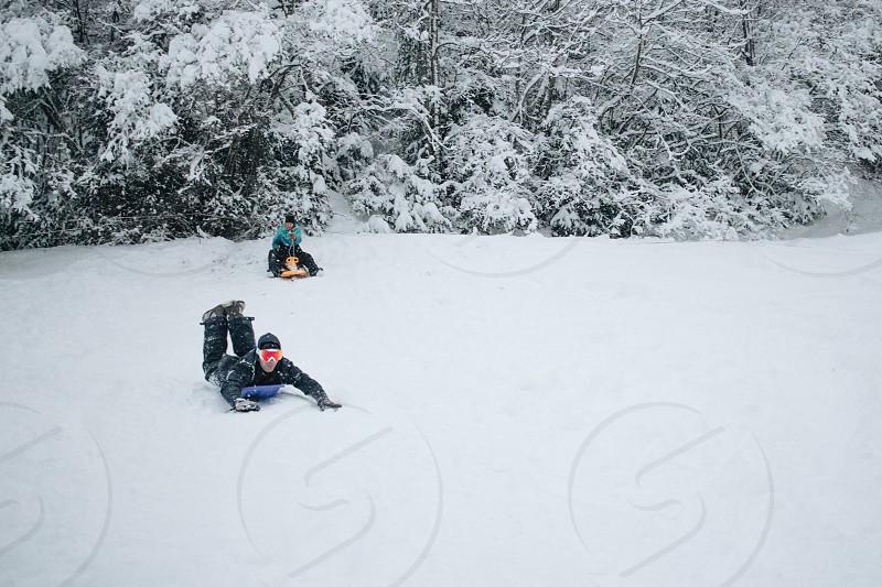 Winter in Andorra photo