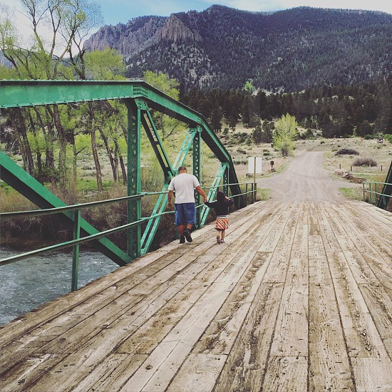 Colorado rio grande River  photo