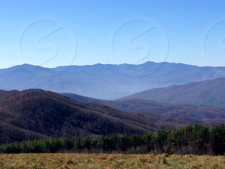 mountain view photography  photo