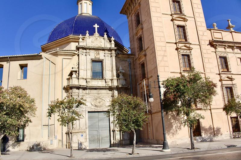 Museu de belles arts Valencia Spain photo