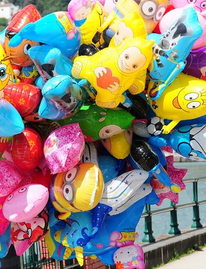 ColorBalloonsItalySalerno photo