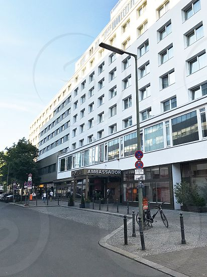 Hotel Wittenbergplatz berlin charlottenburg  photo