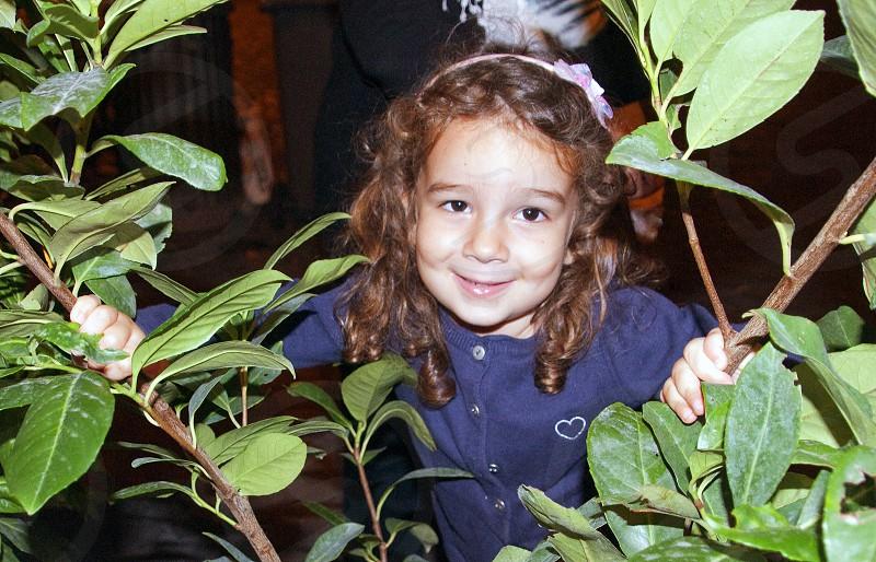 smiling child photo