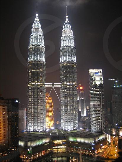 Twin Tower Makaysia photo